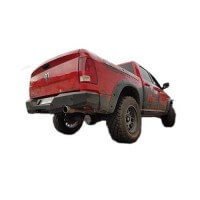 Rhino4x4 3D Evolution Rear Bar Suitable for Dodge Ram 2500 2014+