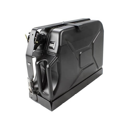 Single Jerry Can Holder - Horizontal