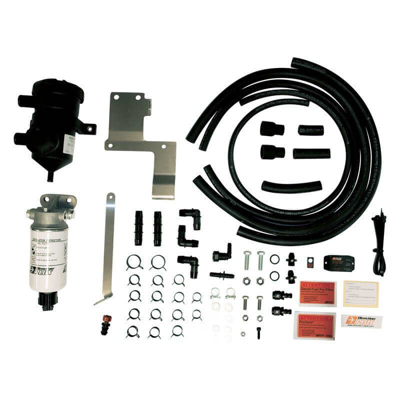 PRELINE-PLUS/PROVENT DUAL KIT PLPV630DPK suitable for Nissan NAVARA NP300 2015 on