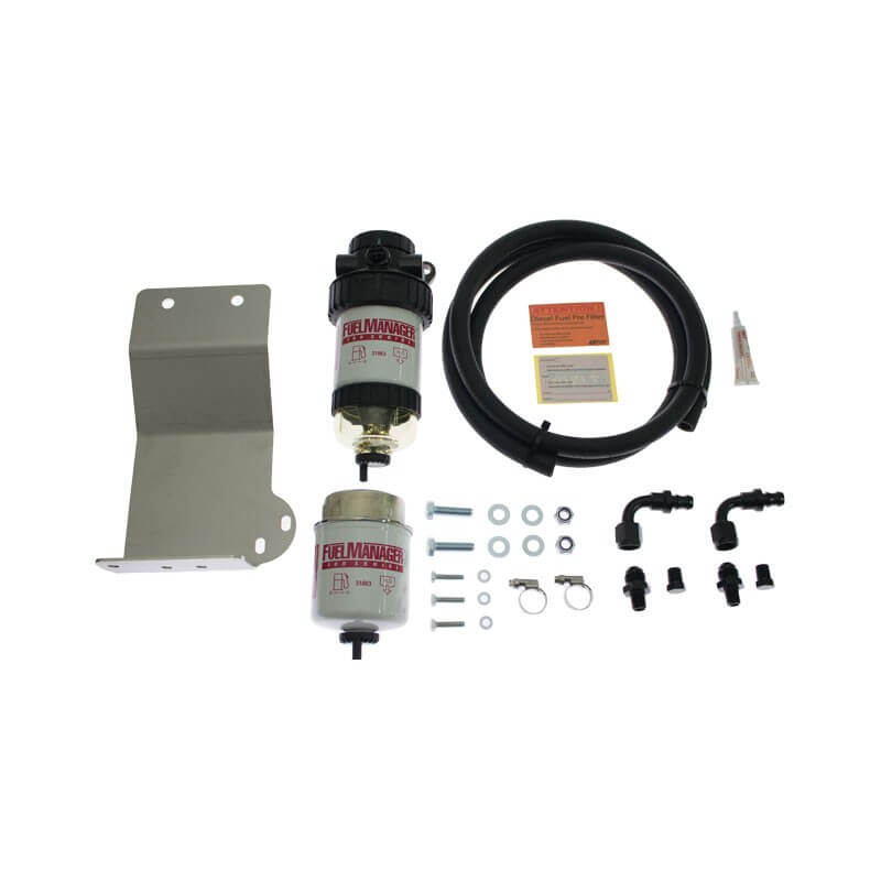FUEL MANAGER PRE-FILTER KIT suitable for Isuzu D-Max Ii (2012-2018) & MUX (2017-2018)