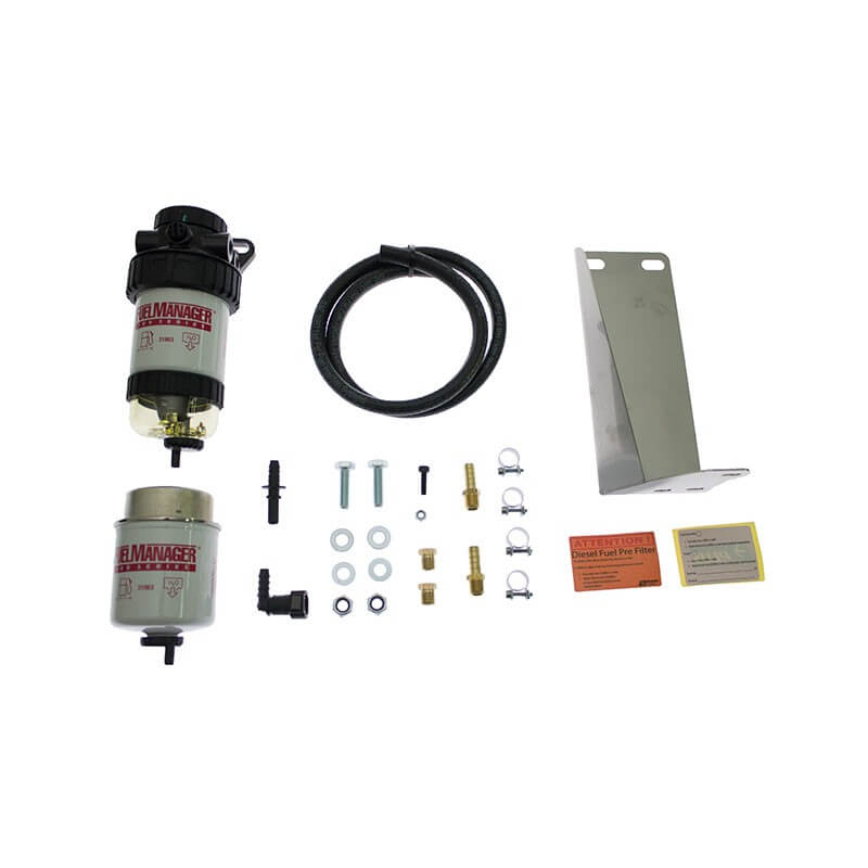 FUEL MANAGER PRE-FILTER KIT FM630DPK suitable for Nissan Navara NP300 2015 on