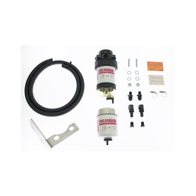 FUEL MANAGER PRE-FILTER KIT FM613DPK suitable for Toyota Landcruiser 100 Series 2000-2007