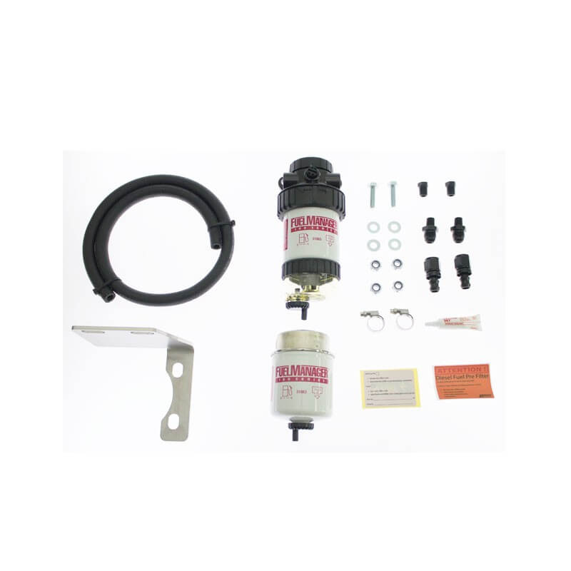 FUEL MANAGER PRE-FILTER KIT FM615DPK suitable for Toyota Landcruiser 200 & 70 series 2007-2013