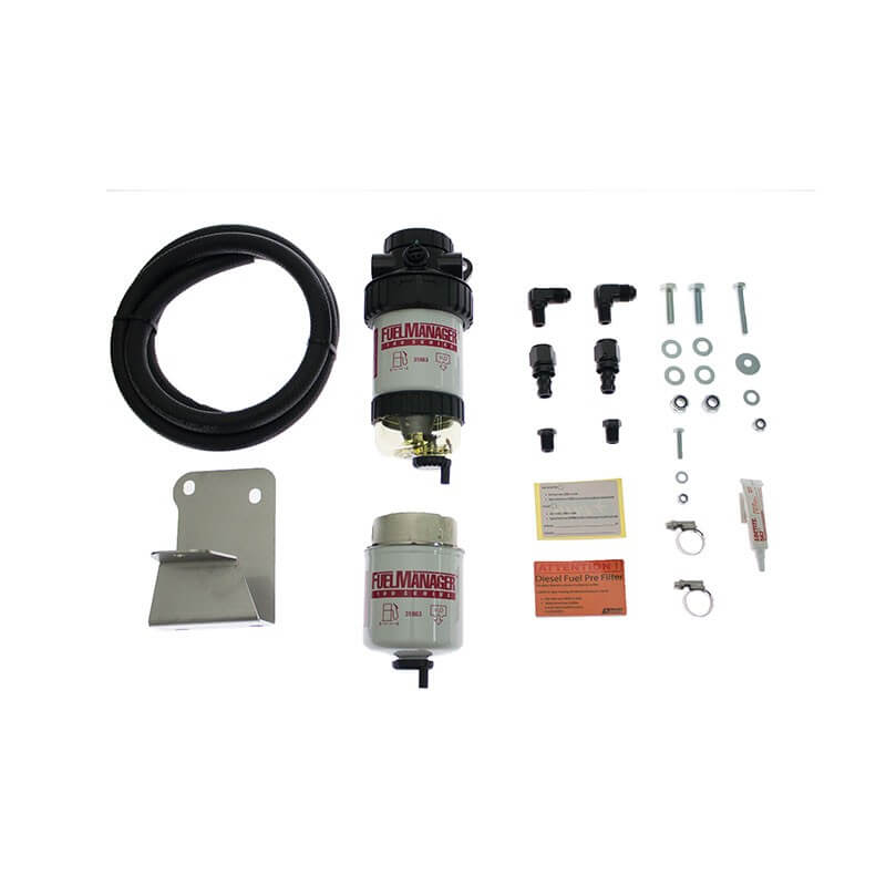 FUEL MANAGER PRE-FILTER KIT FM625DPK suitable for Toyota Landcruiser 70 Series 2012-2017