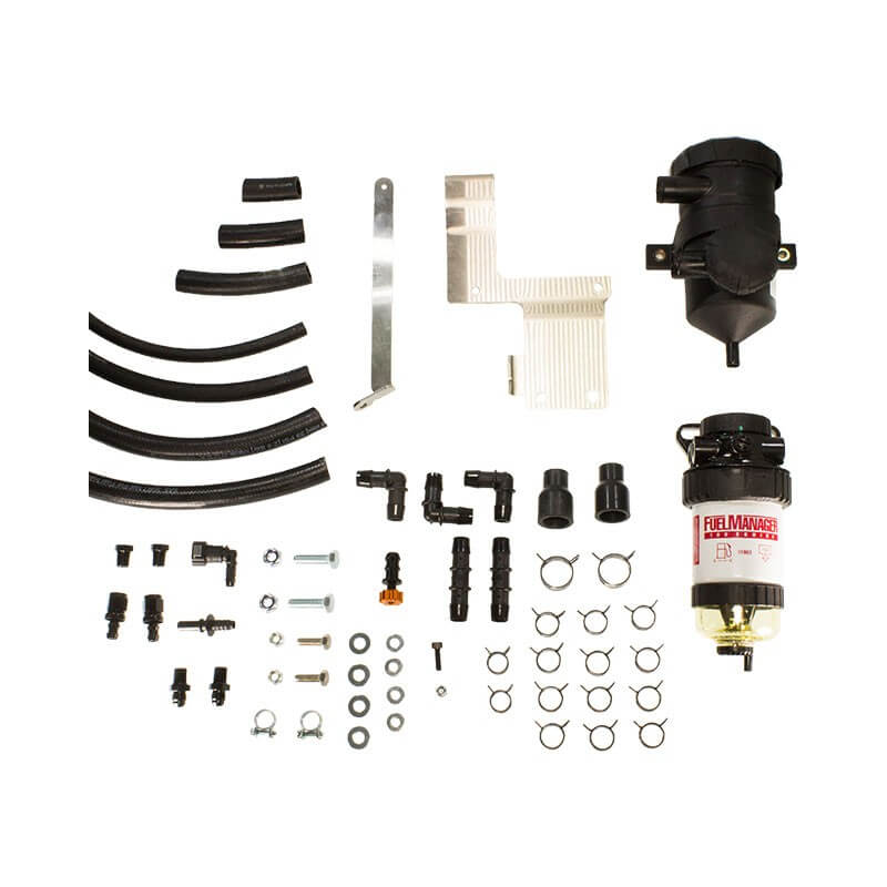 FUEL MANAGER PRE-FILTER / PROVENT DUAL KIT SUITABLE FOR NAVARA NP300 2015 ON