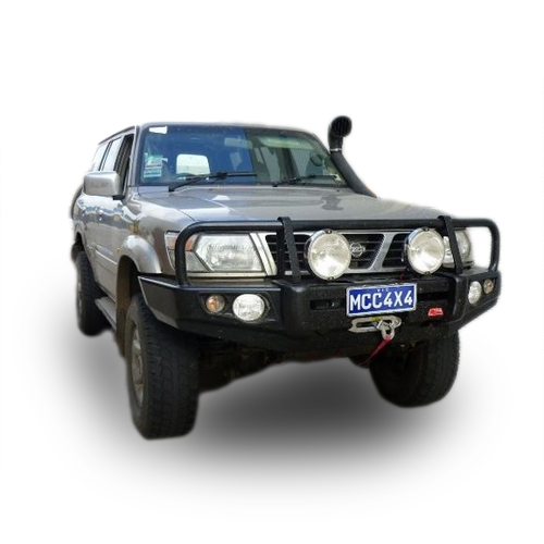 Falcon A Frame Front Bar Suitable For Nissan GU Patrol Y61 Series 4-8 10/04-17