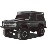 Slimline II Roof Rack Kit Suitable For Ford Bronco 1966-1977