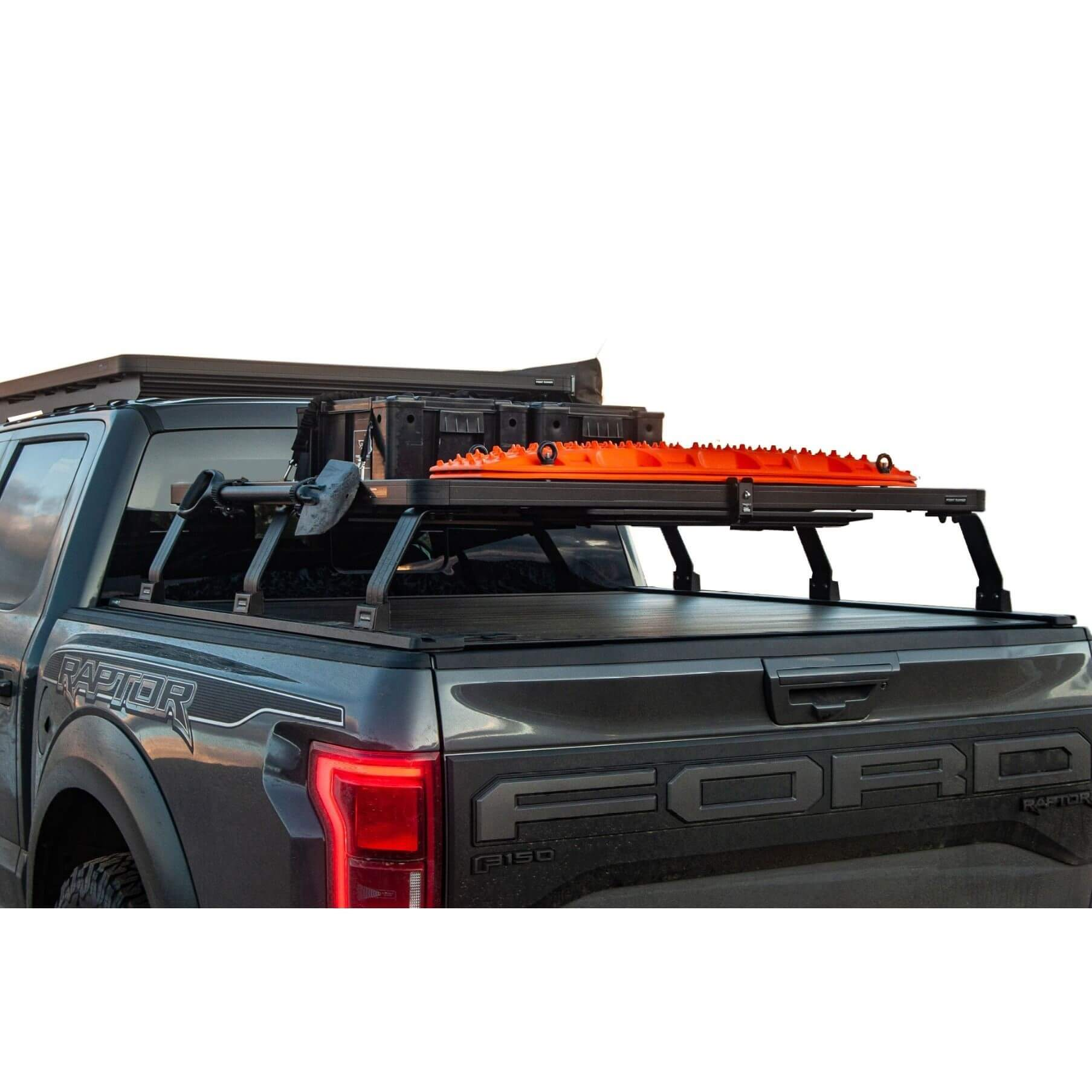 Retrax XR Load Bed Rack Kit Suitable For Ford Raptor 2015 to current