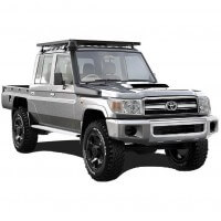 SLIMLINE II ROOF RACK KIT SUITABLE FOR TOYOTA LAND CRUISER DC UTE