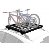 STRAP ON SLIMLINE II ROOF RACK KIT SUITABLE FOR JEEP CHEROKEE KL