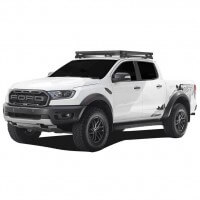 SLIMLINE II ROOF RACK KIT SUITABLE FOR FORD RANGER RAPTOR 2019 TO CURRENT