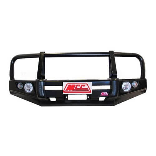 Falcon A Frame Front Bar Suitable For Nissan Patrol Y62 02/2013 - ON
