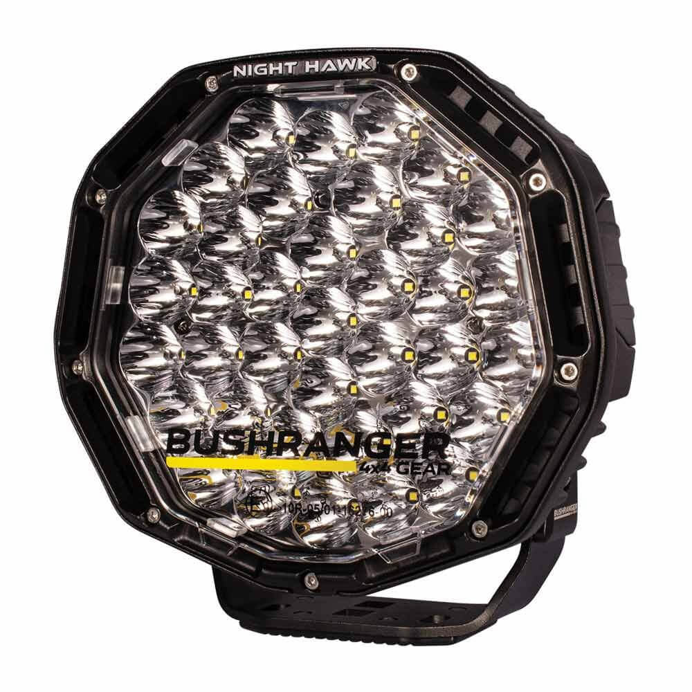 NIGHT HAWK VLI 9″ DRIVING LIGHT
