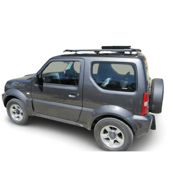 Eeziawn K9 Roof Rack Suitable For Suzuki Jimny, 1.2m long, Track mount