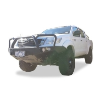 Uneek Bull Bar Suitable for Toyota Hilux 05-15
