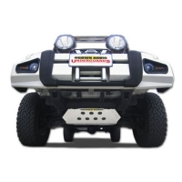 Front Radiator, Sump & Steering Underguard Suitable for Honda CRV 2002+