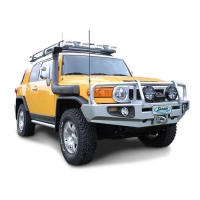 Safari Snorkel Suitable for Toyota Landcruiser