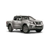 Slimline II Roof Rack - Track & Feet Suitable for Nissan Navara NP300 Dual Cab