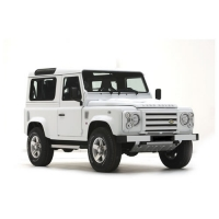 Slimline II Roof Rack Suitable for Land Rover Defender 110