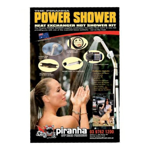 Power Shower Kit
