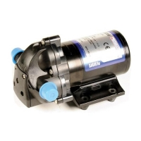 Hi-Flow SHURflo 12v Pump