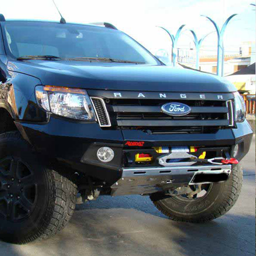Rhino 3d Evolution Bumper Suitable For Ford Ranger Px1