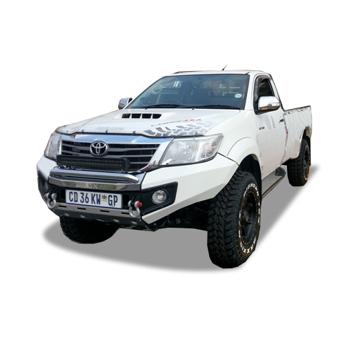 Hilux Evolution Bumper 2005-2015