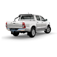 Rhino Evolution Rear Bumper Suitable For Toyota Hilux
