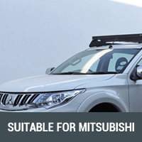 Roof Racks Suitable For Mitsubishi
