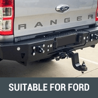 Rear Bars & Tyre Carriers Suitable for Ford