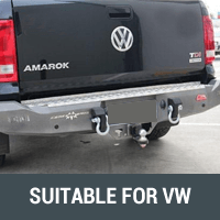 Rear Bars & Tyre Carriers Suitable for Volkswagen