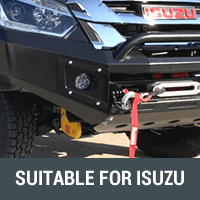 Recovery Points Suitable for Isuzu