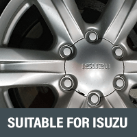 Brackets & Spacers Suitable For Isuzu