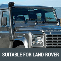 Snorkels & Air Intakes Suitable For Land Rover
