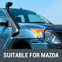Snorkels & Air Intakes Suitable For Mazda