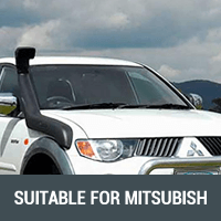 Snorkels & Air Intakes Suitable For Mitsubishi