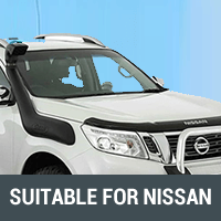 Snorkels & Air Intakes Suitable For Nissan