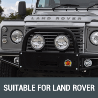Bull Bars Suitable For Land Rover