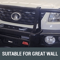 Bull Bars Suitable For Great Wall