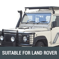 Roof Access Ladders Suitable for Land Rover