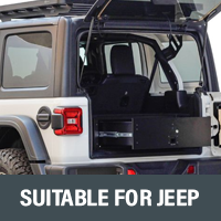 Drawer Systems Suitable For Jeep
