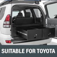 Drawer Systems Suitable for Toyota