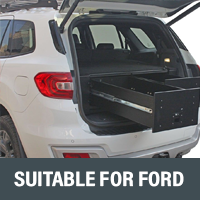 Drawer Systems Suitable For Ford