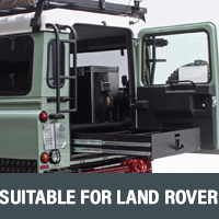 Drawer Systems Suitable For Land Rover
