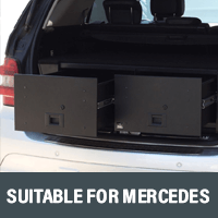 Drawer Systems Suitable For Mercedes