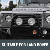 Rock Sliders & Side Steps Suitable for Land Rover