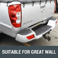 Rear Bars & Tyre Carriers Suitable for Great Wall