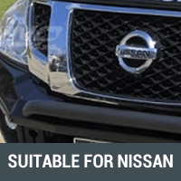 Rock Sliders & Side Steps Suitable for Nissan