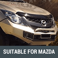 Rock Sliders & Side Steps Suitable for Mazda
