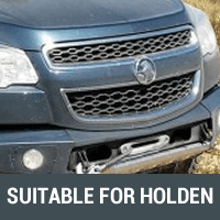 Rock Sliders & Side Steps Suitable for Holden